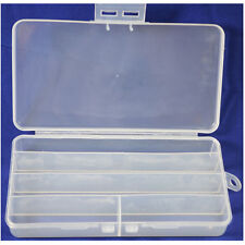 Hawk Tj8704 - Storage Box 5 Compartment Plastic Bead Craft Small Parts Fishing