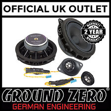 "BMW 2 Series Gran Tourer F46 Ground Zero Front Door 4"" 2 Way Component Kit"