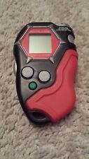Used Bandai Digimon Digivice D-Scanner Tector ver 1 Red & Black Digital Monster
