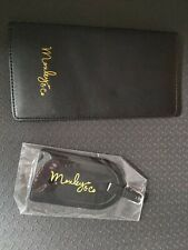 Moxley&Co Holiday Travel Luggage Tag And Wallet Purse Passport