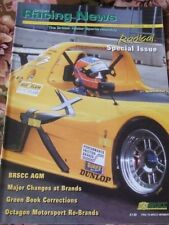 """Motor Sport Monthly Cars, 2000s Magazines"""""""