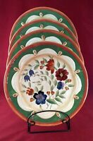 "Certified International Pamela Gladding ""Wildflowers"" 11"" Stoneware Dinner Plate"