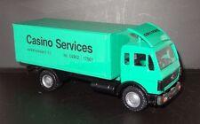 NZG Mercedes-Benz LKW SK CASINO SERVICES Valkenswaard NL 1:50 OVP (R2_2_3)