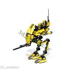 Dagobah Walker AT-TRCT CUSTOM Bauanleitung Instruction für LEGO® Star Wars™®