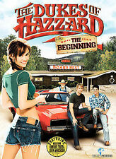 Dukes of Hazzard - The Beginning (DVD, 2007, Rated) (UPC)