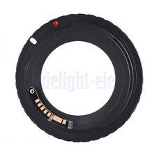 AF Confirm M42 Lente Per Canon EOS EF Adattatore Mount 60D/550D/600D/7D/1100D DB