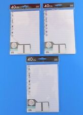 Lot Of 3the Happy Planner40 Mini Sheets Filler Paper Me Amp My Big Ideas Nip