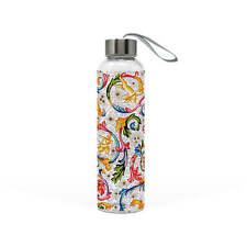 PPD Bottle Fiorentina Gold Wasserflasche Trinkflasche Glas