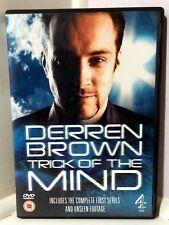 Derren Brown: Trick of the Mind - Series 1 DVD (2005) Derren Brown