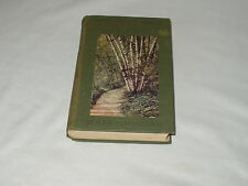 Julia Ellen Rogers TREES first edition hardcover illustrated BOOK 1917