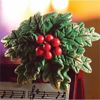 12th Scale Holly for Dolls Houses etc