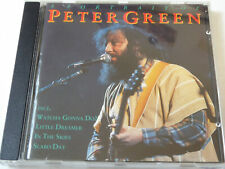 PETER GREEN : A Portrait Of CASTLE  > VG+ (CD)