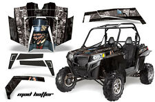 AMR Racing Polaris RZR 900XP Sticker Graphic Kit Decal UTV Parts 11-14 MAD HTR S