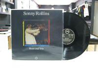 Sonny Rollins LP Spanisch Brass Und Trio 1989 Verve