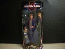 "Exclusive Premier 9"" Babylon 5 Action Figure - Captain John Sheridan"