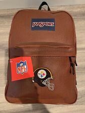 jansport vintage Pittsburgh Steelers Nfl backpack