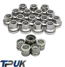 FORD TRANSIT WHEEL NUT SET 16 + LOCK nut x4 + KEY MK6 MK7 200-2014