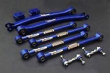 HARDRACE REAR ADJUSTABLE ARMS FIT SUBARU IMPREZA 1st WRX GC/GF/GM 1992-2000