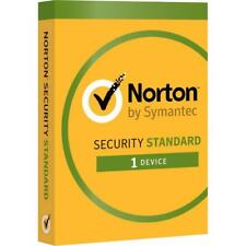 Norton Security Standard 2018, 1 Year, 1 Device, World Wide, email Delivery!!