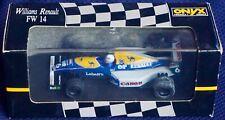 Onyx Portugal Formula 1 1/43 Williams Renault FW 14 120 Ricardo Patrese w Box