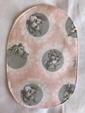 Stoma bag pouch covers for Ostomy Ileostomy Colostomy Pink T Rabbit