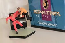 Star Trek SPACE SEED Diorama Miniature figure - Limited Ed only 5000 pieces made