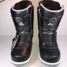 Nike Womens Size 9 Zoom Force 1 X BOA Snowboarding Boots New NWOB 586540-010