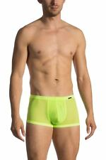 Olaf Benz RED 1762 Mini Pants Mens Blue Green Hipster Short Trunk Underwear