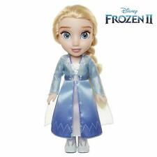 Disney Frozen 2 Elsa Adventure Doll 14-Inch Tall Kid Toy Gift