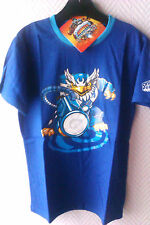 "Tee-shirt ""SKYLANDERS"" Bleu - 10/12 Ans - Neuf"