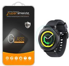 Supershieldz Tempered Glass Screen Protector Saver For Samsung Gear Sport