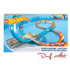 Hot Wheels race Track car Super Speed Race set Track Kids Toy Car Race Gift