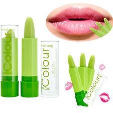 Popular Magic Temperature Change Color Lipstick Moisture Green to Pink Lip Balm