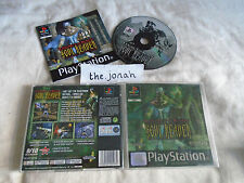 Legacy of Kain Soul Reaver PS1 (COMPLETE) RARE HOLOGRAM VERSION Sony PlayStation