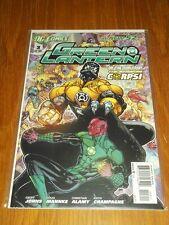 GREEN LANTERN #3 DC COMICS NEW 52 NM (9.4)
