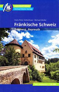 Reiseführer Fränkische Schweiz Ausgabe 2020/21 Michael Müller Verlag, unbenutzt