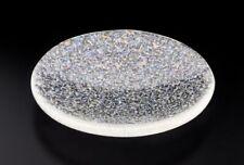 Clear Iridised Rainbow Sparkly Frit Medium 20g Fused Fusing Glass Bullseye COE90
