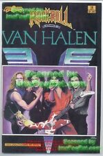 VAN HALEN SAMMY HAGAR DAVID LEE ROTH Unread 1st PRINT!!