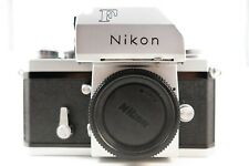 Nikon F + Photomic viewfinder 35mm SLR Film Camera WORKING,TESTED+Test shots