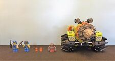 LEGO POWER MINERS Thunder Driller #8960 100% Complete w/Instructions (no box)