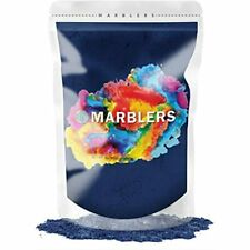 Marblers Mica Powder Colorant 3oz (85g) Fine Navy Pearlescent Pigment Tint Pure
