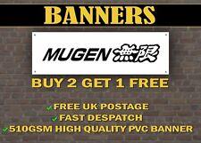 Mugen Banner for Garage / Shop / Promotional Item, Custom Banners!