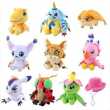 Digimon Adventure tri. Partner Digimon Plush Set Doll 2000 Limited Rare NEW