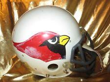 Arizona Cardinals 1988-89 NFL Game Used Worn Football Helmet