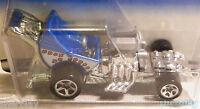 Hot Wheels Mattel Diecast Car 2000 046 BABY BOOMER SECRET CODE SERIES 2 /4  MOC