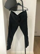 """lee jeans """"Skinny Slouch"""" Black size 10"""