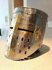 Mittelalterlich Ritter Helm Viking Tempelritter Crusader Best Xmas Neu Jahr Gift