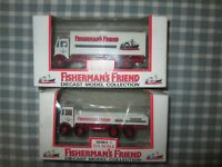 2 x EFE  Fishermans Friend -Boxed