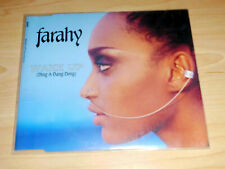 CD Maxi Single - Farahy - Wake Up (Ding-A-Dang-Dong) - weiche Slimmhülle