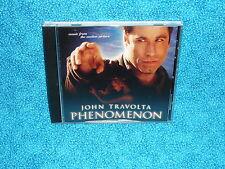 John Travolta Phenomenon  Music CD 1996